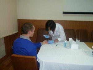 P1020997 300x225 Акція Разом проти гепатиту С: знати, тестувати, лікувати