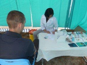 P1030021 300x225 Акція Разом проти гепатиту С: знати, тестувати, лікувати