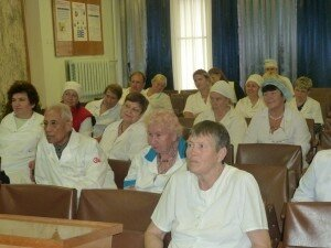P1030106 300x225 Інформаційне заняття для медичних працівників КМПТД №1